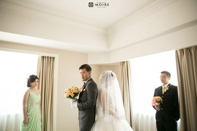 Wedding Hartono & Meili by Sheraton Surabaya Hotel & Towers - 006