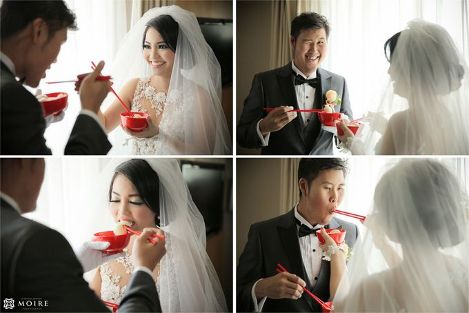 Wedding Hartono & Meili by Sheraton Surabaya Hotel & Towers - 007
