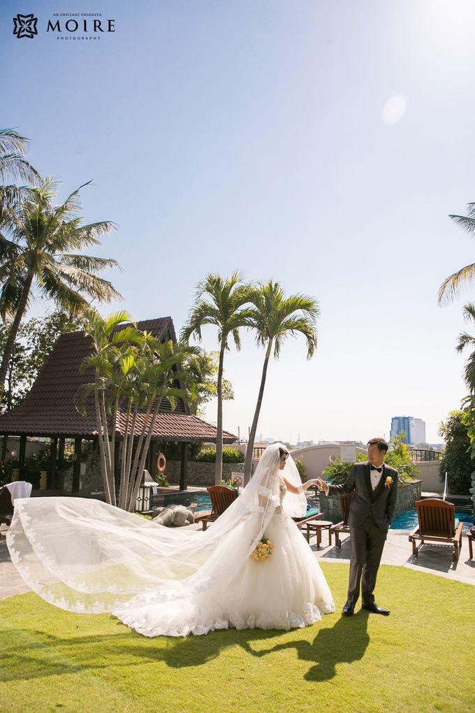 Wedding Hartono & Meili by Sheraton Surabaya Hotel & Towers - 008