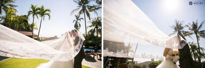 Wedding Hartono & Meili by Sheraton Surabaya Hotel & Towers - 009