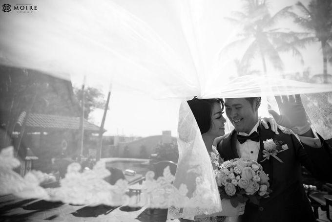 Wedding Hartono & Meili by Sheraton Surabaya Hotel & Towers - 010
