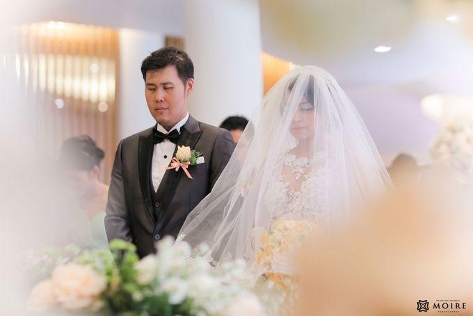 Wedding Hartono & Meili by Sheraton Surabaya Hotel & Towers - 011