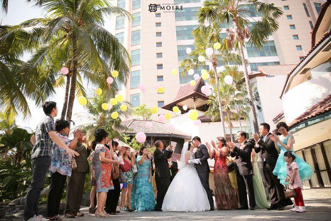 Wedding Hartono & Meili by Sheraton Surabaya Hotel & Towers - 012