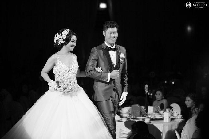 Wedding Hartono & Meili by Sheraton Surabaya Hotel & Towers - 013