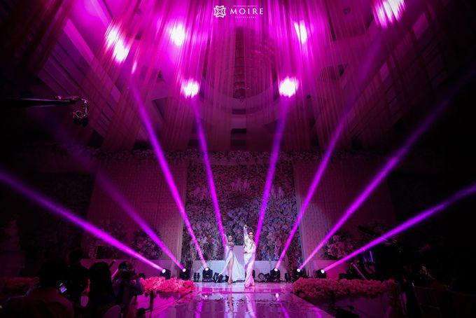 Wedding Hartono & Meili by Sheraton Surabaya Hotel & Towers - 014