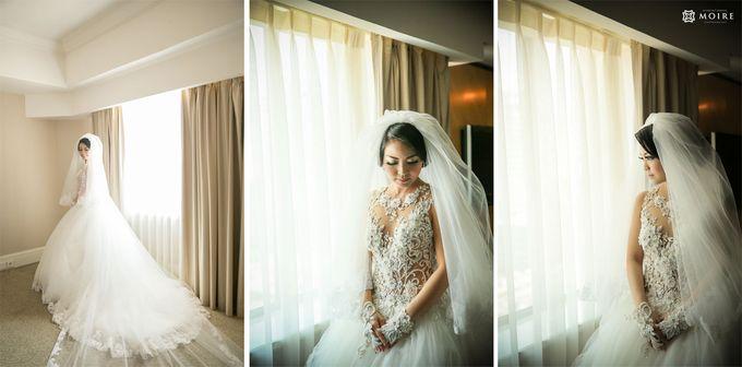 Wedding Hartono & Meili by Sheraton Surabaya Hotel & Towers - 003