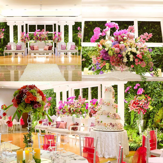 Add To Board Hartono And Yune Wedding At The Residence OnFive By Grand Hyatt Jakarta