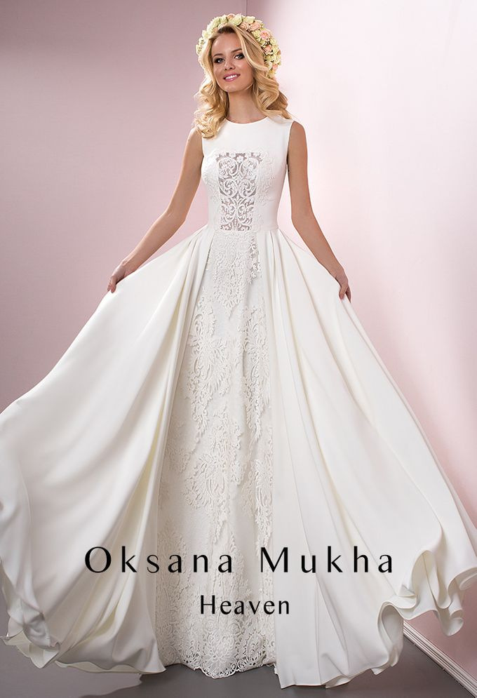 Preview Wedding Collection 2017 by OKSANA MUKHA - 017