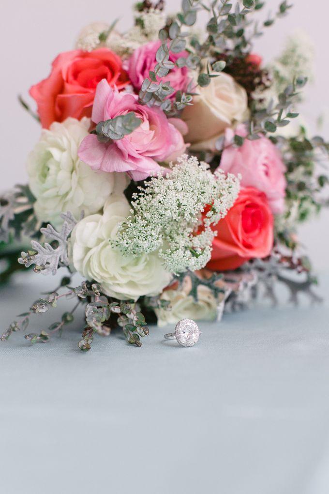 Bouquets & Boutonnieres by Mobtown Florals - 022