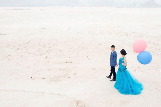 Prewedding Hermanto & Junia by Aldea Photography - 001