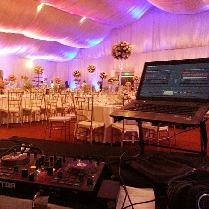 Wedding Setups by DJ Jong Rei - 004