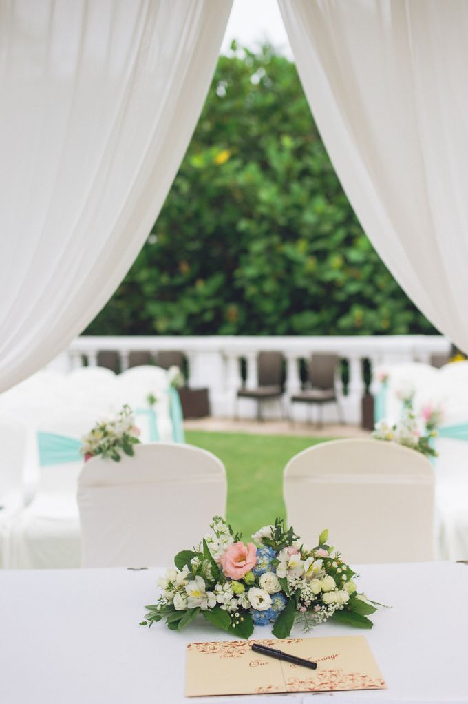 Dreamy and Romantic Outdoor Solemnisation by With Every - 006