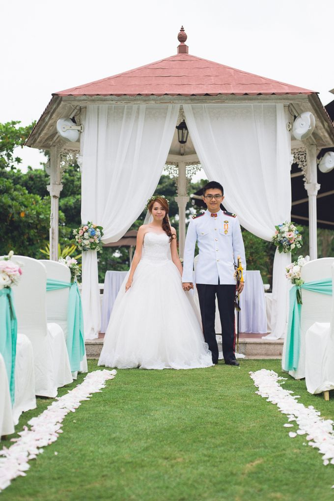 Dreamy and Romantic Outdoor Solemnisation by With Every - 018