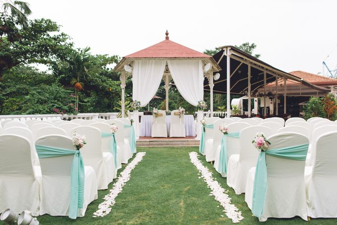 Dreamy and Romantic Outdoor Solemnisation by With Every - 003
