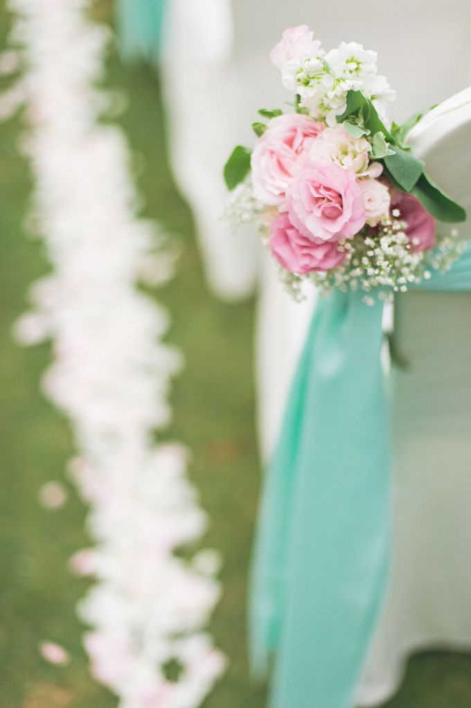 Dreamy and Romantic Outdoor Solemnisation by With Every - 007