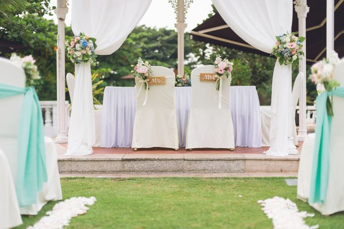 Dreamy and Romantic Outdoor Solemnisation by With Every - 004
