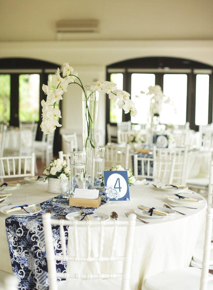 Wedding of Jamie & Liana by Rosette Designs & Co - 001