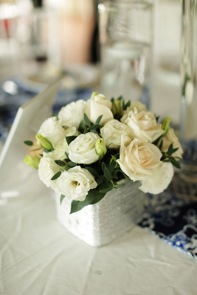 Wedding of Jamie & Liana by Rosette Designs & Co - 003