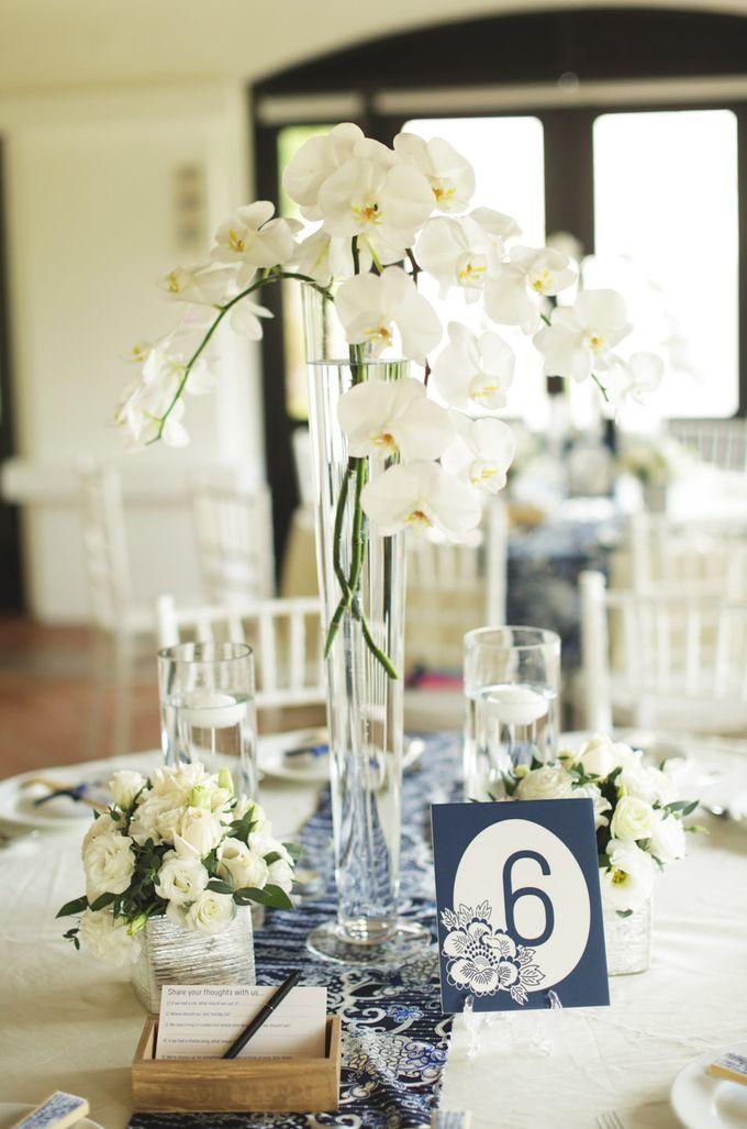 Wedding of Jamie & Liana by Rosette Designs & Co - 004