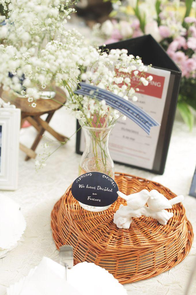 Wedding of Jamie & Liana by Rosette Designs & Co - 013