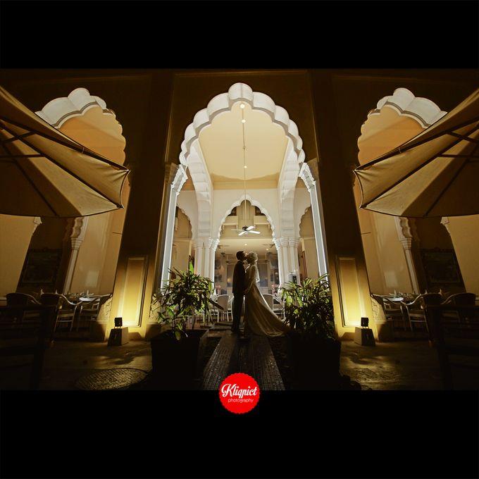 Postwedding Vira dan Ilham by KLIQPICT STUDIO - 001