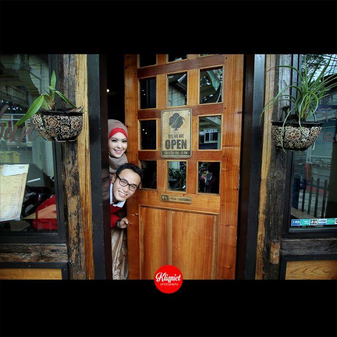 Postwedding Vira dan Ilham by KLIQPICT STUDIO - 010