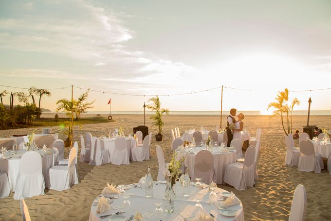 BEACH WEDDING by Shangri-La Rasa Ria Resort & Spa - 004