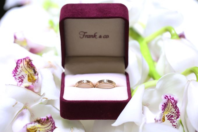 Wedding Ring Frank & co by Frank & co. - 005