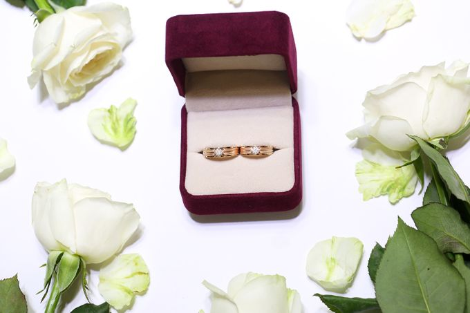 Wedding Ring Frank & co by Frank & co. - 004
