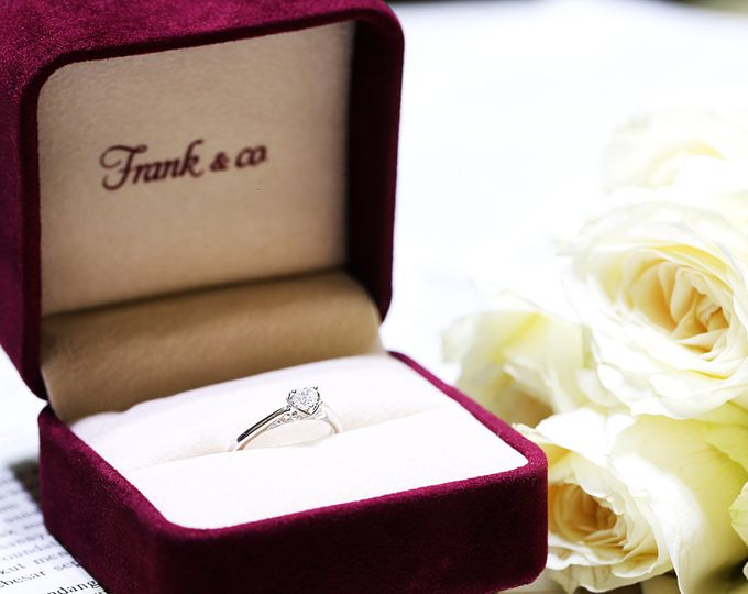 Add To Board Engagement Ring By Frank Co