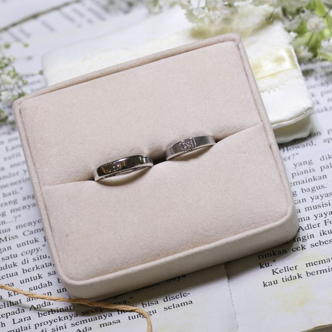Wedding Ring Frank & co by Frank & co. - 003