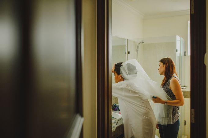 Intimate Kembang Goela Wedding by ILUMINEN - 002