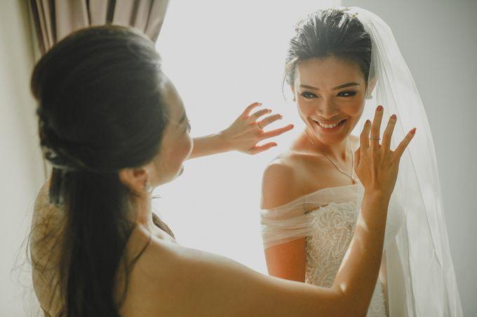 Intimate Kembang Goela Wedding by ILUMINEN - 004