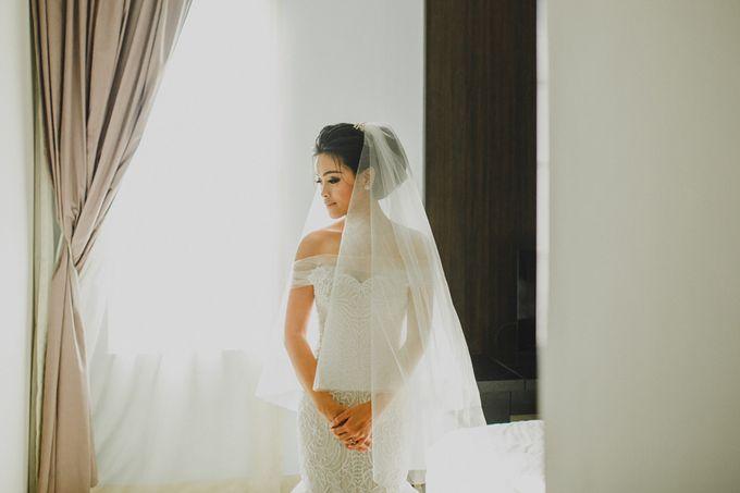 Intimate Kembang Goela Wedding by ILUMINEN - 005