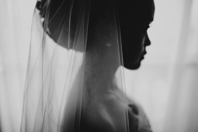 Intimate Kembang Goela Wedding by ILUMINEN - 006
