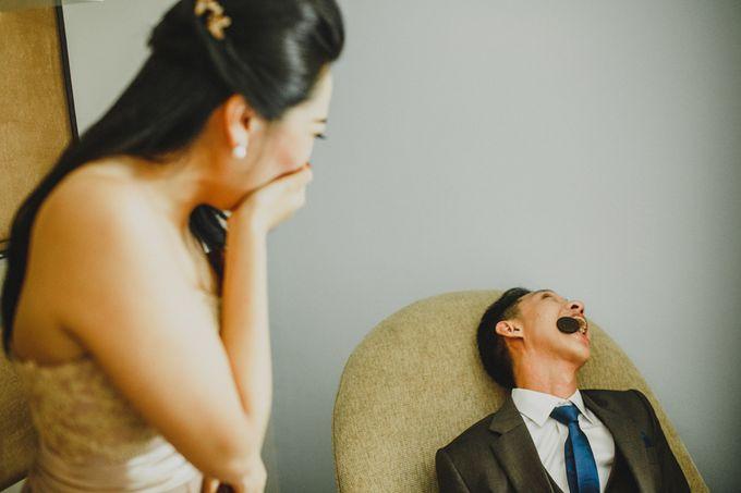 Intimate Kembang Goela Wedding by ILUMINEN - 009