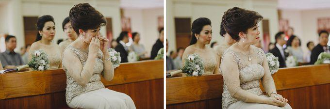 Intimate Kembang Goela Wedding by ILUMINEN - 011
