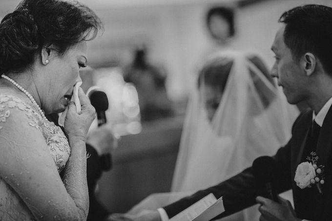 Intimate Kembang Goela Wedding by ILUMINEN - 012