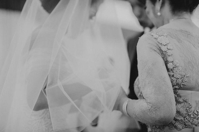 Intimate Kembang Goela Wedding by ILUMINEN - 013