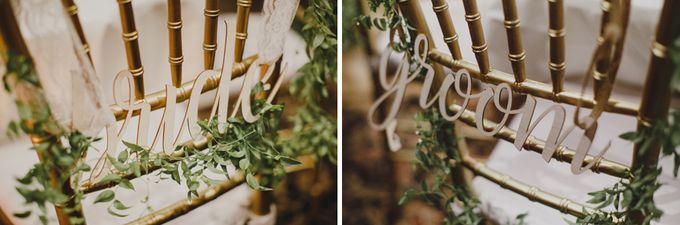 Intimate Kembang Goela Wedding by ILUMINEN - 018