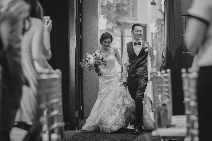 Intimate Kembang Goela Wedding by ILUMINEN - 020