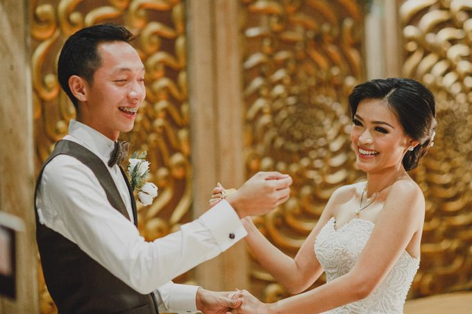 Intimate Kembang Goela Wedding by ILUMINEN - 022