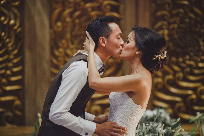 Intimate Kembang Goela Wedding by ILUMINEN - 023