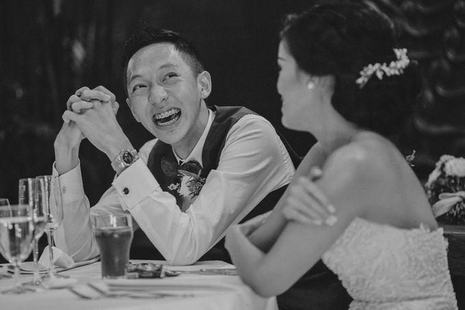 Intimate Kembang Goela Wedding by ILUMINEN - 025
