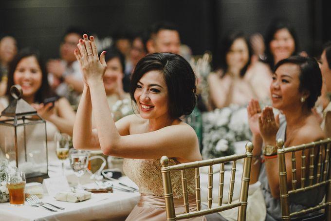 Intimate Kembang Goela Wedding by ILUMINEN - 026