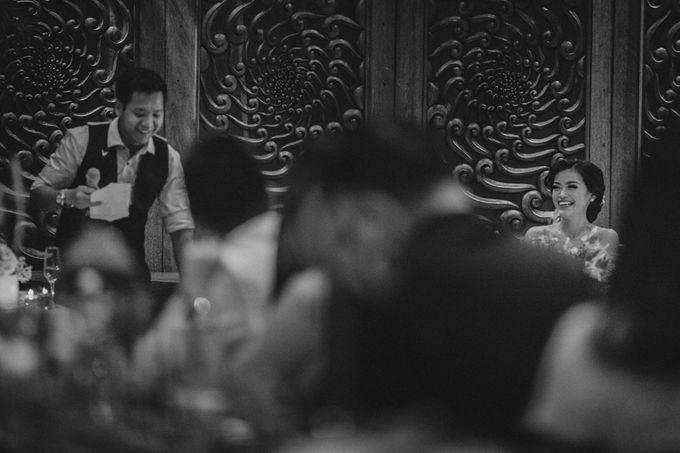 Intimate Kembang Goela Wedding by ILUMINEN - 027