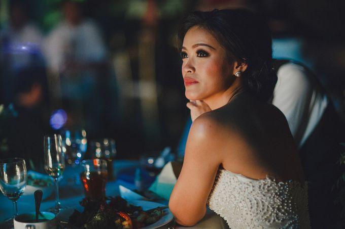 Intimate Kembang Goela Wedding by ILUMINEN - 029
