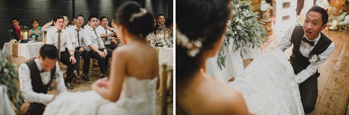 Intimate Kembang Goela Wedding by ILUMINEN - 031
