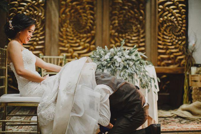 Intimate Kembang Goela Wedding by ILUMINEN - 032