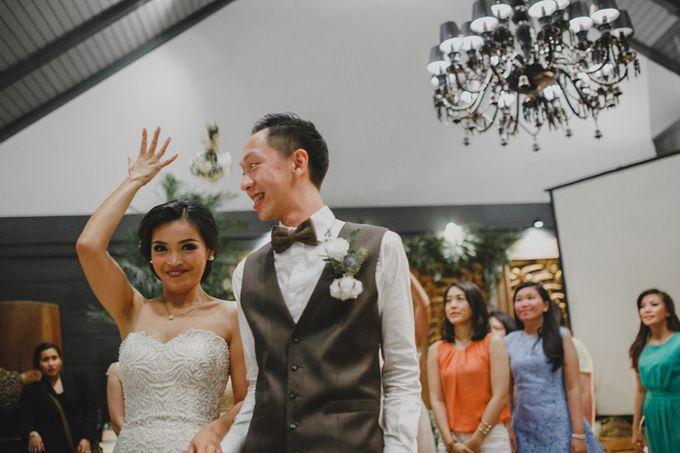 Intimate Kembang Goela Wedding by ILUMINEN - 034